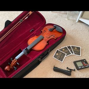 Mendini by Cecilio MV200 Violin